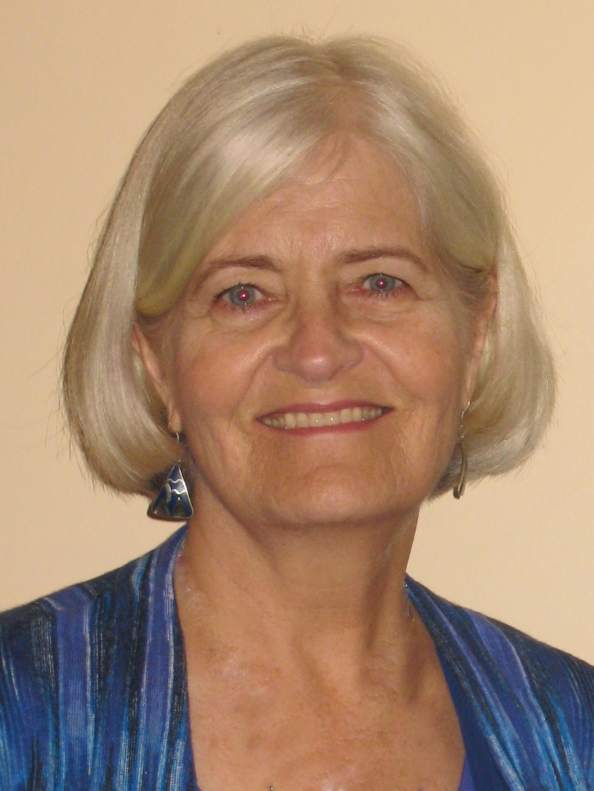 Portrait of Patricia Wynn