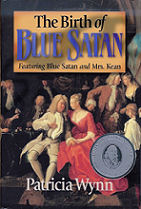 Cover of The Birth of Blue Satan by Patricia Wynn